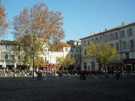 Place Pie à Avignon