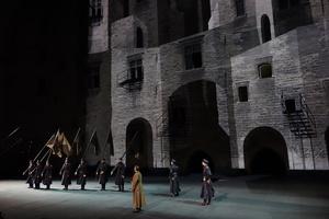 Spectacle festival d'Avignon