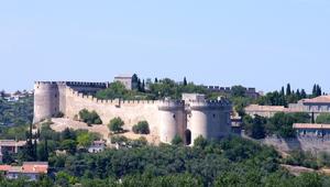Fort Saint André, Villeneuve-lès-Avignon