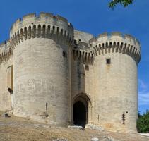 Deux tours du Fort Saint André