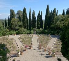 Jardins du fort Saint André