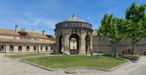 Cloître Notre Dame du Val de Bénédiction