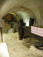 Musée du moulin des Bouillons à Gordes