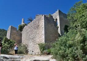 Château d'Oppède-le-Vieux