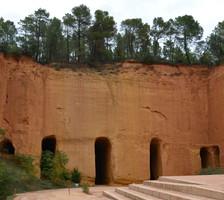 Mines du Bruoux à Gargas