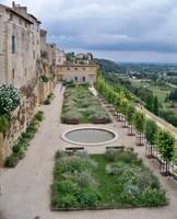 Jardins du château de Lauris