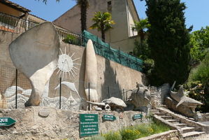 Musée marin à Ansouis