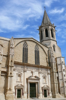 Cathédrale Saint Siffrein à Carpentras