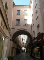 Le passage Boyer à Carpentras