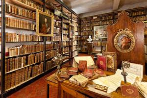 Bibliothèque Ingimbertine à Carpentras