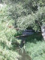 Cascade de l'Auzon à Carpentras