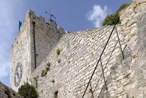 Tour de l'horloge à Pernes-les-Fontaine