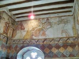 Frasques de la Tour Ferrande à Pernes-les-Fontaines