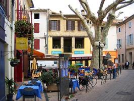 Centre ville d'Orange