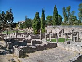 Site de la Vilasse à Vaison-la-Romaine
