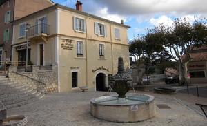 Vignoble à Beaumes-de-Venise
