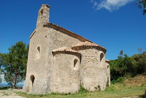 Chapelle St Côme et St Damien à Gigondas