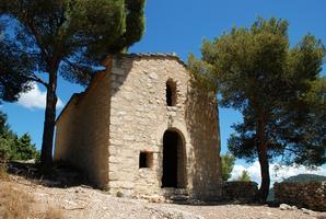 Chapelle Saint Christophe à Lafare