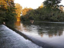 Partage des eaux à l'Isle-sur-la-Sorgue