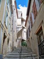Rue à Mormoiron
