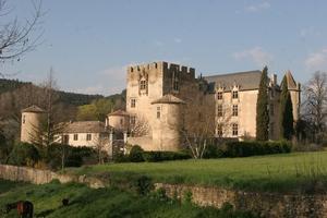 Château à Allemagne-en-Provence