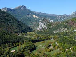 Pré-Alpes à Castellane