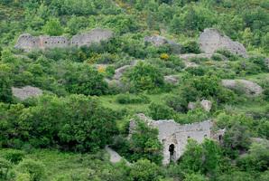 Ruines de Petra Castellana