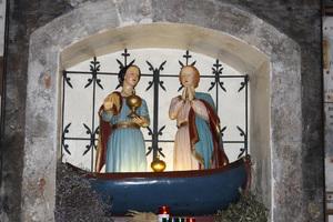 Les Saintes des Saintes-Maries-de-la-Mer