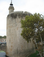 Tour de Constance à Aigues-Mortes
