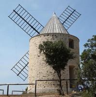 Moulin de Porquerolles