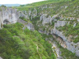Gorges d'Oppedette