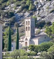 Chapelle Notre Dame d'Aubune à Beaumes-de-Venise