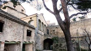 Château de Saumane