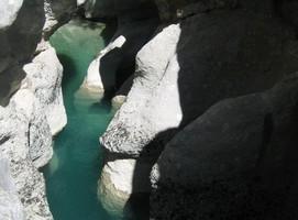Styx dan sle canyon du Verdon