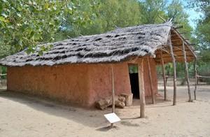 Habitation néolithique à Quinson