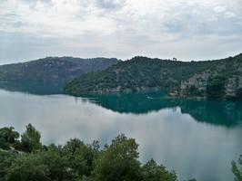 Lac d'Esparron-de-Verdon