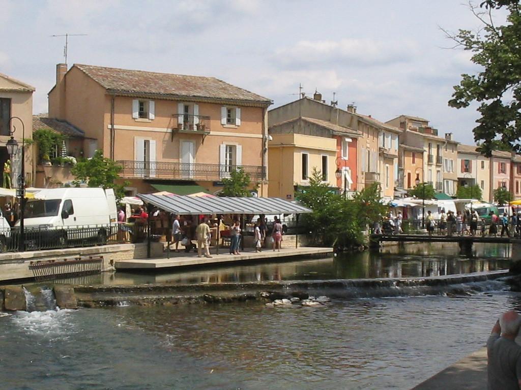 Provence tourisme s jour et visite en provence l 39 isle - Office du tourisme isle sur la sorgue ...